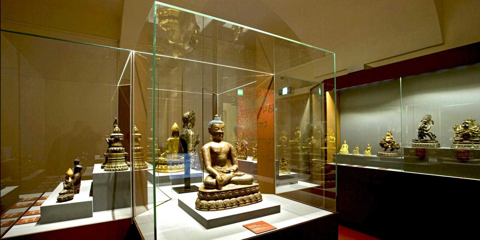 Museo d 39 arte orientale torino archi media - Arte bagno veneta quarto d altino ...