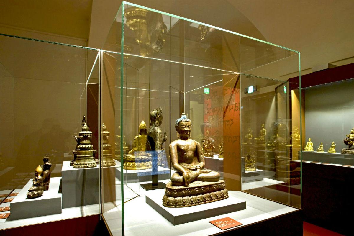 Impressioni giapponesi al museo d'arte orientale – Torino